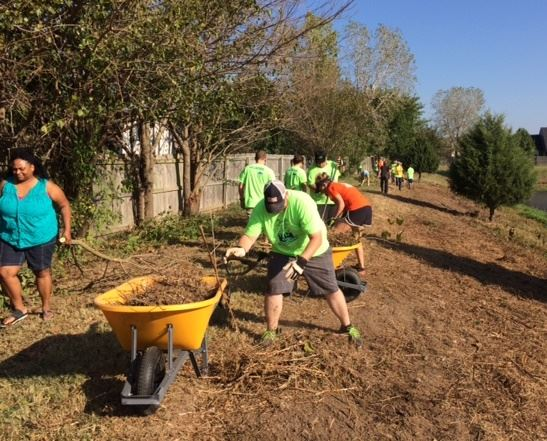 2017 Fall OSNI CARES Day of Service