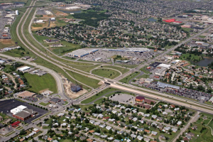 Aerial View of Owasso
