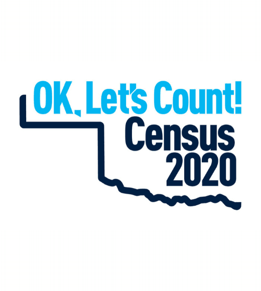 OK Census 2020 logo